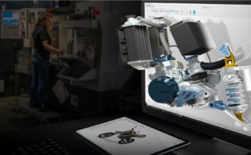 Fusion 360 tích hợp phần mềm CAD, CAM, CAE và PCB