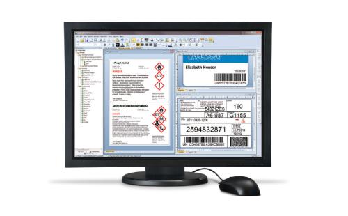 Bartender - phần mềm về tem nhãn, mã vạch, thẻ rfid, thẻ nhựa... Được tín nhiệm nhất trên toàn thế giới