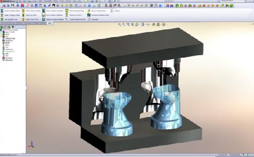 IMOLD - Giải pháp cho quy trình thiết kế khuôn mẫu hoàn chỉnh
