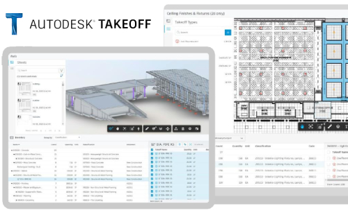 Autodesk Takeoff Overview
